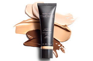 Novo Pincel Oval para Base Líquida da Mary Kay