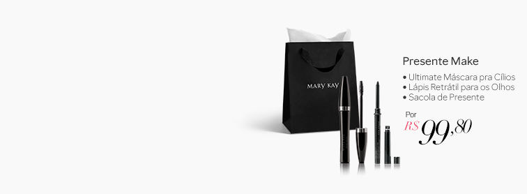 Presente Make na Mary Kay