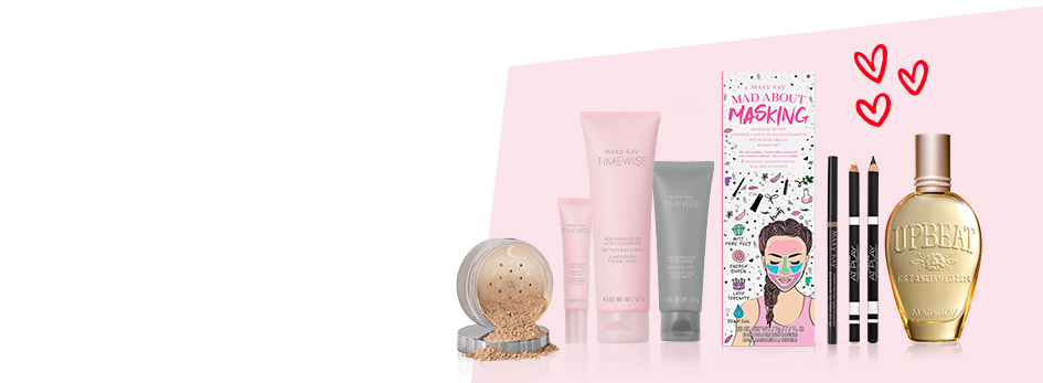 Pink Power Box Mary Kay