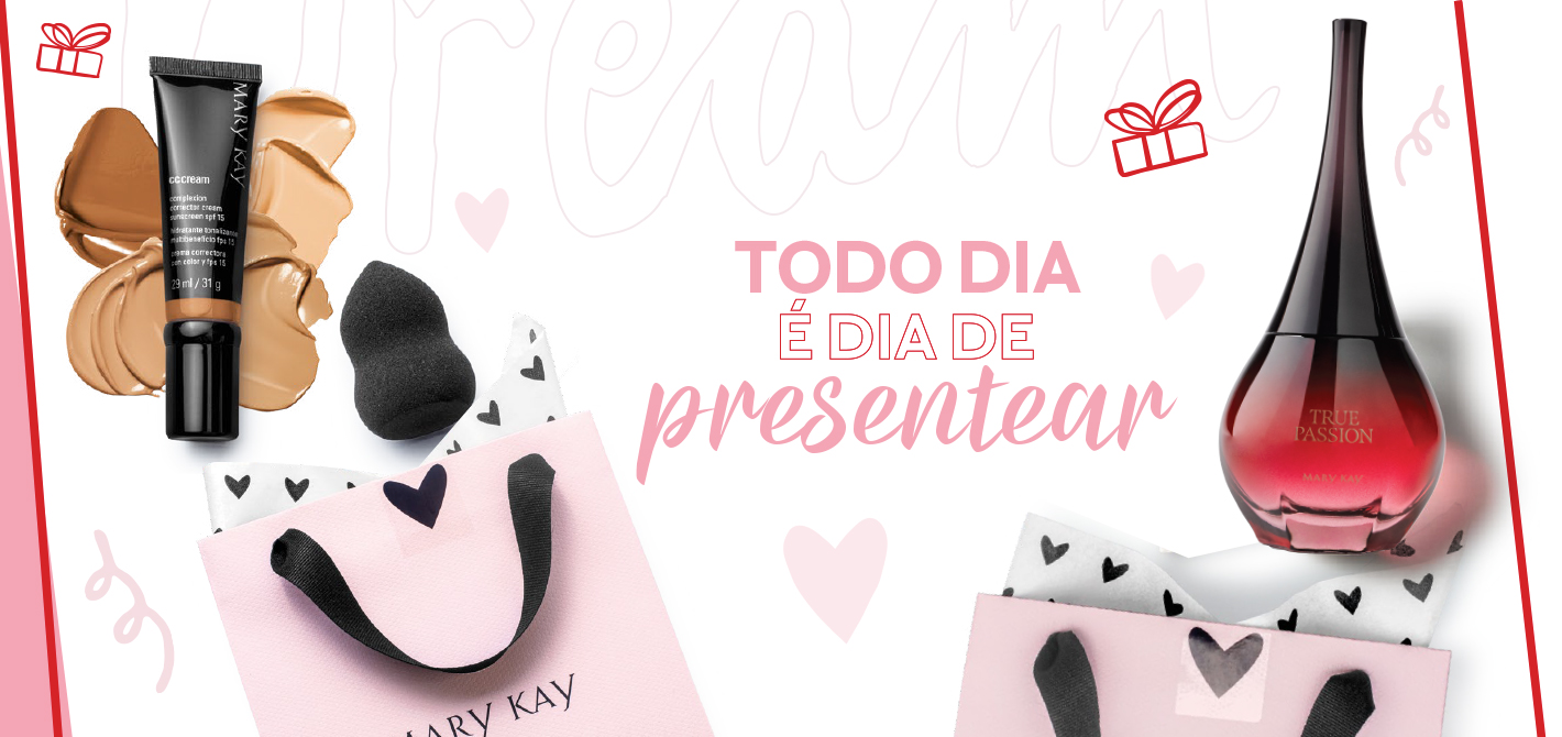 Mary Kay - Presentes do Bimestre