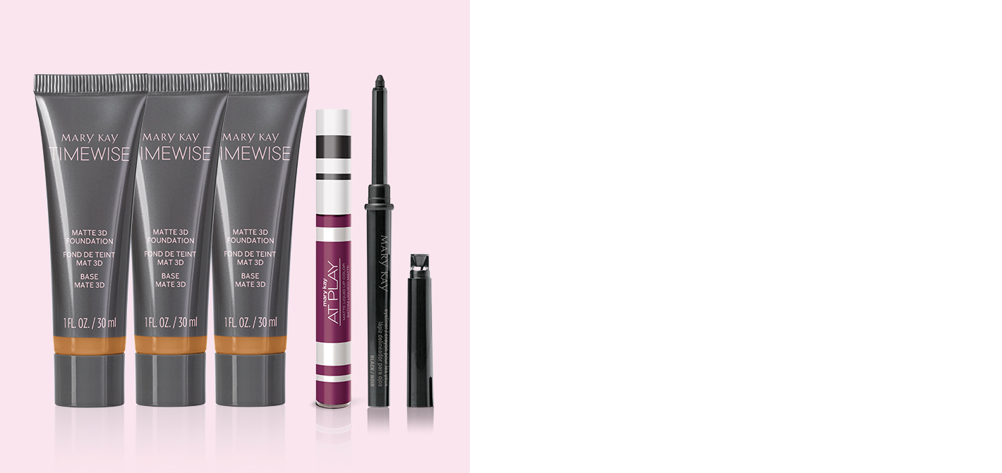 Mary Kay - Kit Express Turbinado