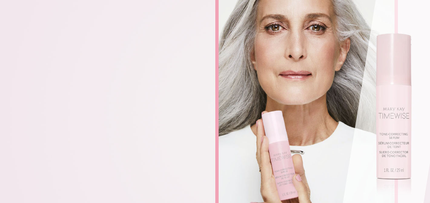 Mary Kay - Sérum Corretor de Tom Facil TimeWise - Pele Mais Uniforme
