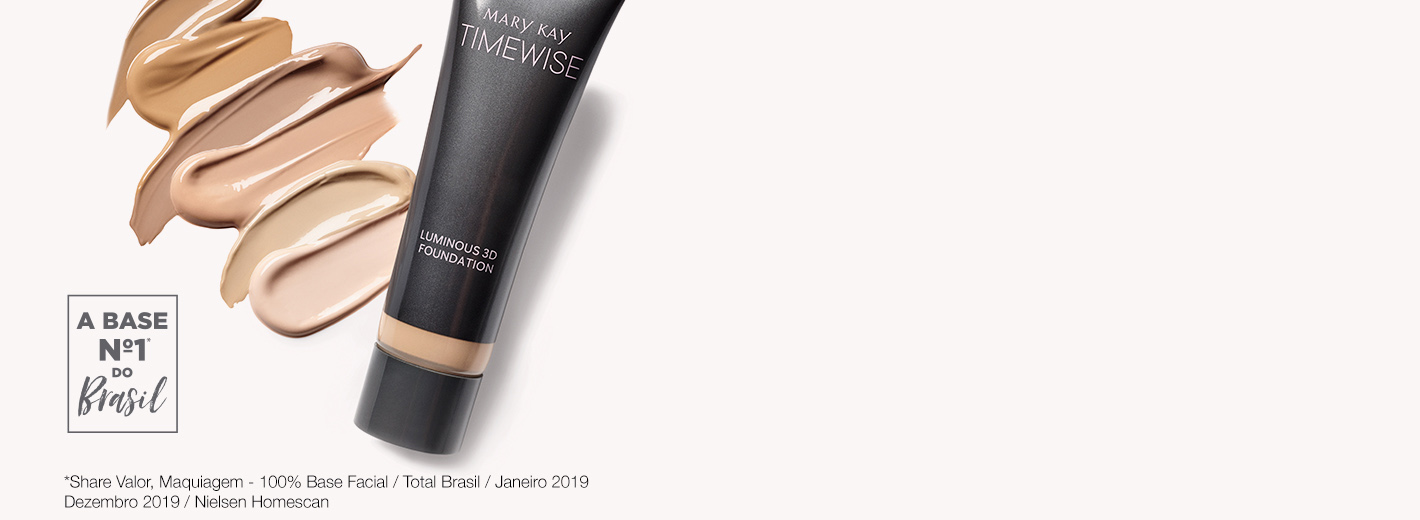 Mary Kay - Base TimeWise 3D
