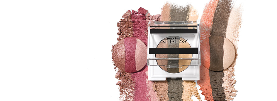 Novos Trio de Sombras Mary Kay At Play®