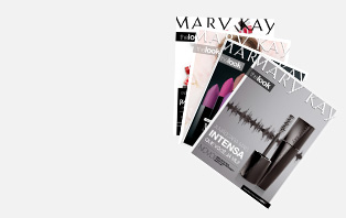 Mini Banner The Look Mary Kay do Brasil